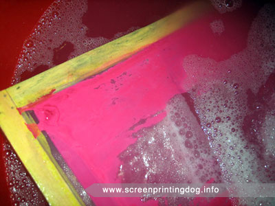 3 common screen printing exposure problems 1