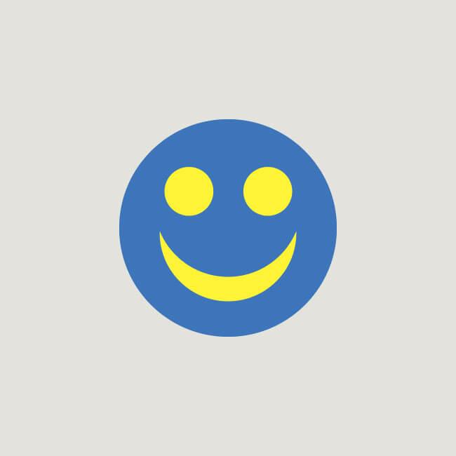screenprinting registration smiley