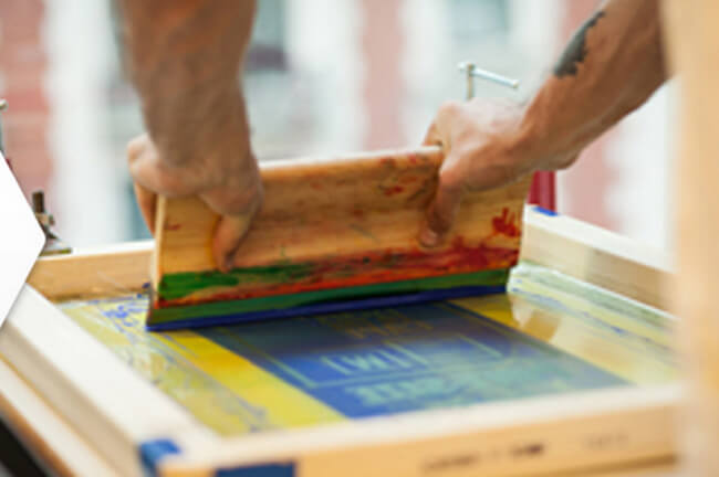 cost to start screen printing t-shirts squeegee