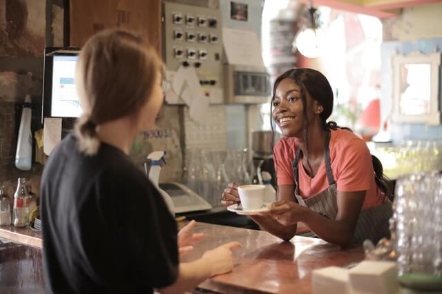 kickstart your screen printing business - coffee house